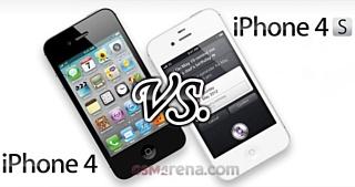 iPhone 4 против iPhone 4S: брать новую модель или не брать?