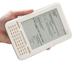 iRiver EB07 - дерзкий новичок на рынке электронных книг