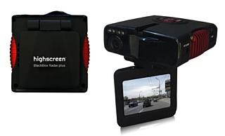 Обзор Full HD-регистратора с продвинутым радар-детектором Highscreen Black Box Radar Plus