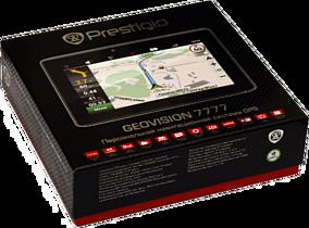 Больше чем навигатор – обзор Prestigio GeoVision 7777