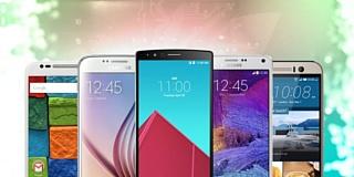 Топ-10 Android-смартфонов 2016 года