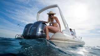 Как выбрать лодочный мотор?
