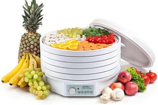 Как выбрать сушилку для овощей и фруктов?