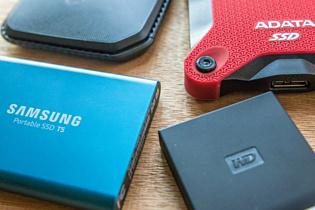 Топ-9 портативных SSD-дисков