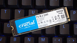 Недорого и сердито. Обзор SSD Crucial P2