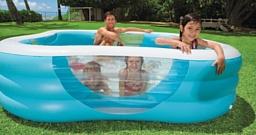 Как выбрать надувной бассейн?