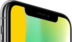 «Монобровь» смартфонов — это хорошо или плохо?