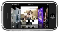Обзор мобильного телефона Apple iPhone.