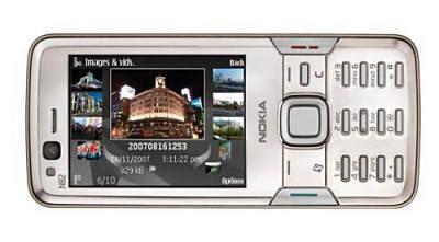 Nokia N82 – в полку N-Gage прибыло