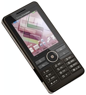 Обзор Sony Ericsson G900
