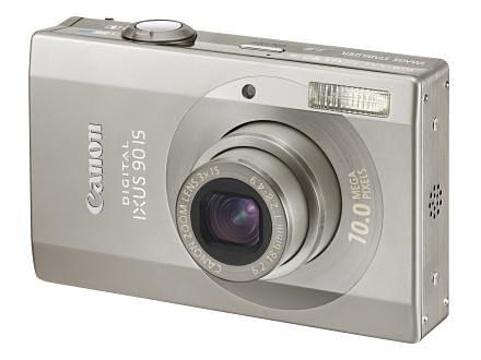 Обзор фотоаппарата Canon Digital IXUS 90 IS
