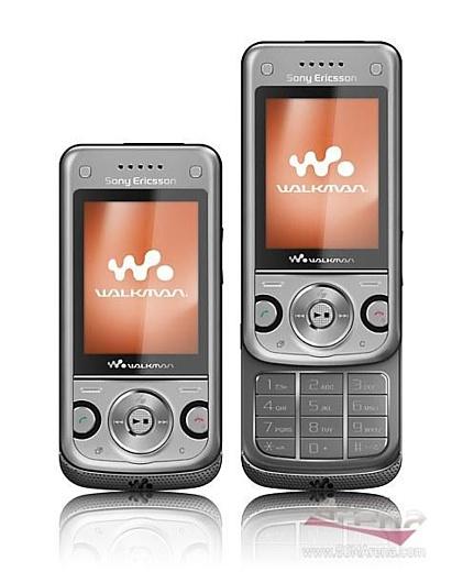 Sony Ericsson W760: Walkman и GPS в одном