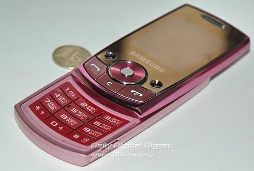 Обзор Samsung SGH-J700