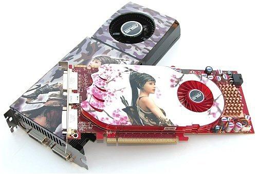Обзор Asus Extreme Radeon HD 4850