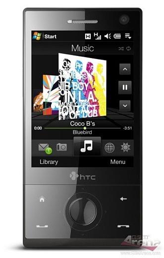 Обзор HTC Touch Diamond
