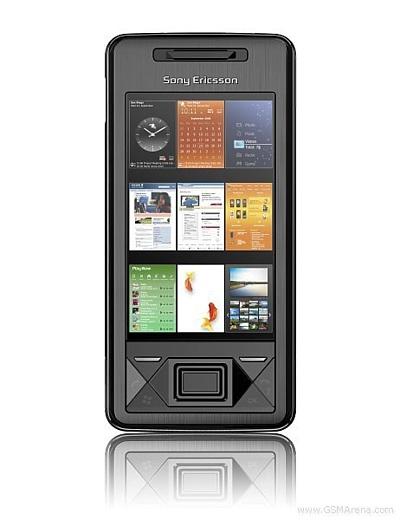Мобильный телефон Sony Ericsson XPERIA X1: новый опыт