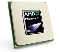 Обзор процессора AMD Phenom II X4 940