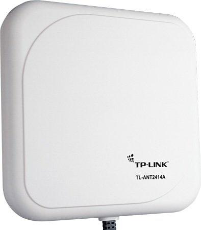 Направленная антенна TP-LINK TL-ANT2414A 2.4ГГц мощностью 14 дБи