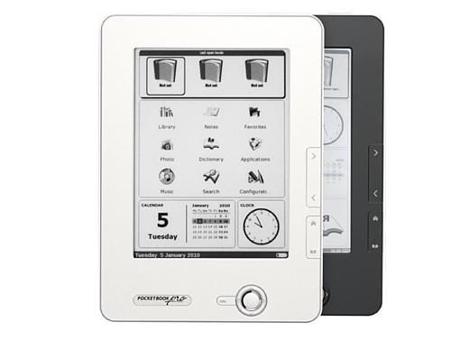 PocketBook Pro 602 и 603: 6-дюймовые «читалки» премиум-класса