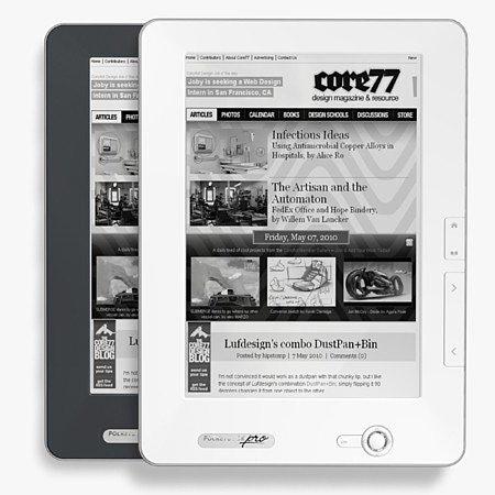 PocketBook Pro 902: читалка величиной с альбомный лист