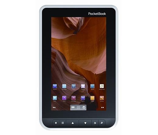 """Ридер PocketBook A 7"""": 7-дюймовый сенсорный TFT-дисплей и Android"""