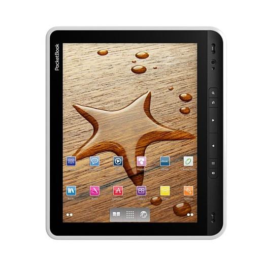 """PocketBook A 10"""" 3G: обновленная модель мультимедийного Android-ридера"""