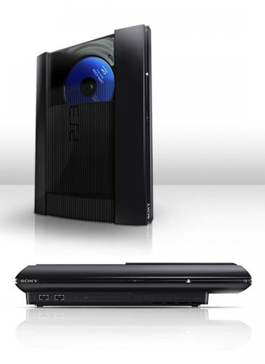 Обзор PlayStation 3 UltraSlim