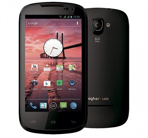 Смартфоны Highscreen Omega Q и Spark: 4 и 2 ядра за неожиданно небольшие деньги
