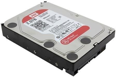 WD Red: новая серия жестких дисков для NAS
