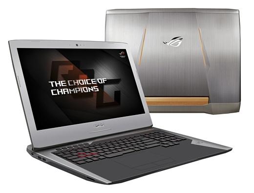 О чем мечтают геймеры: новый игровой ноутбук ASUS ROG G752