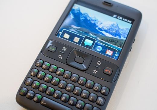 Sooner: история первого Android-смартфона
