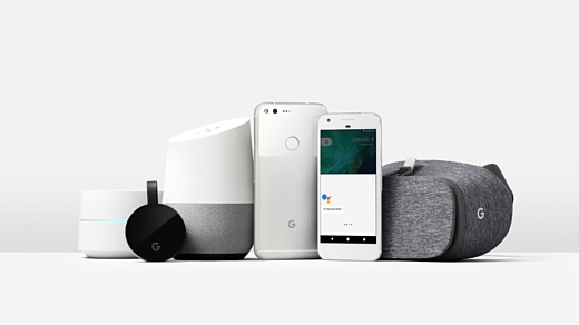 Презентация Google: смартфоны Pixel, новый Chromecast, Google WiFi и другое