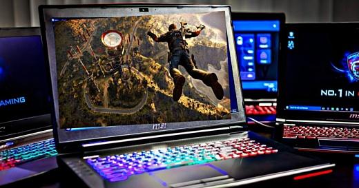 Топ-10 игровых ноутбуков (конец 2016)