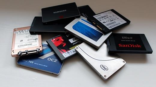 Топ-10 жестких дисков и SSD 2016 года