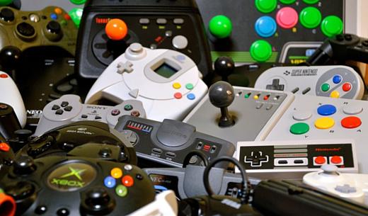 Ретро-игры: как и во что поиграть