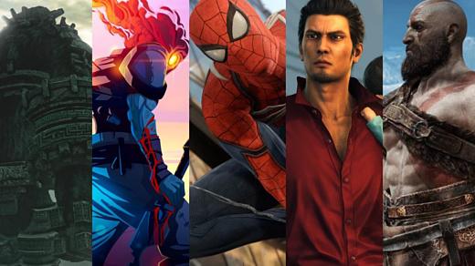 10 лучших игр 2018 для ПК, PlayStation, Xbox и Switch