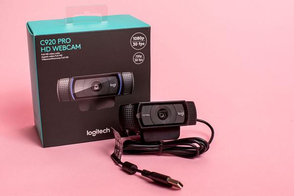 Топ-8 веб-камер для работы из дома